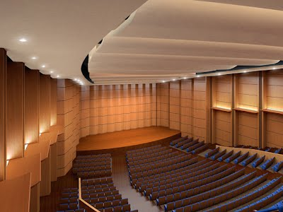 High Standard Acoustic Design For Grand Hall Cuhk Senv