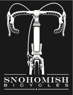 Snohomish Bicycles logo