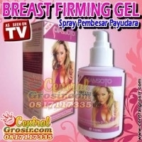 Breast Firming Gel (Spray Pembesar Payudara)