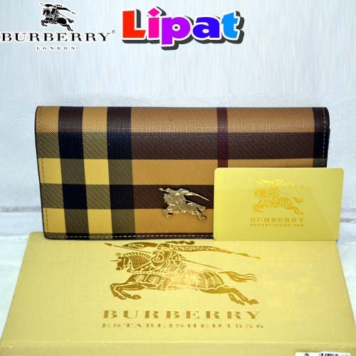 Dompet Burberry Lipat 61735 Coffee
