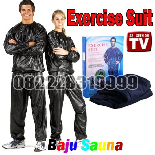 Exercise Suit  (Baju Sauna)