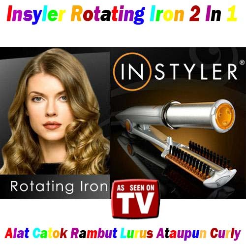 Insyler Rotating Iron 2 In 1