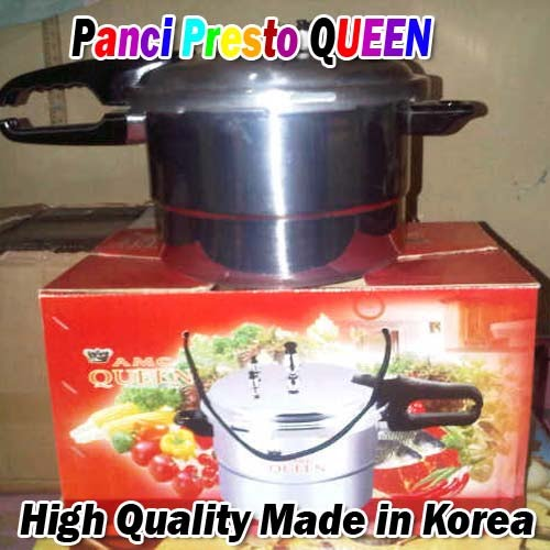 Panci Presto High Quality AMC QUEEN Made in Korea