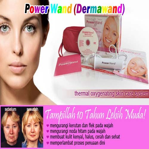 "Derma Wand (Merk ""POWER WAND"")"