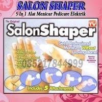 Shalon Shaper (Alat Menicur Pedicure Elektrik)