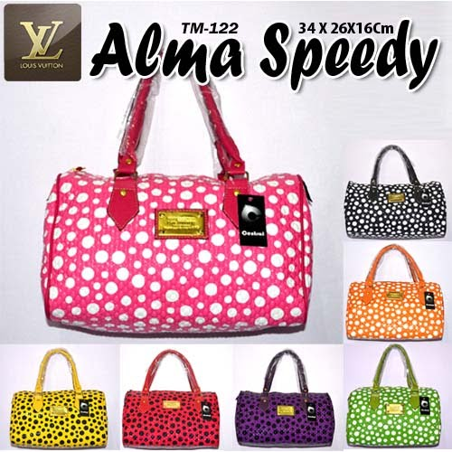 Tas Louis Vuitton Alma Speedy