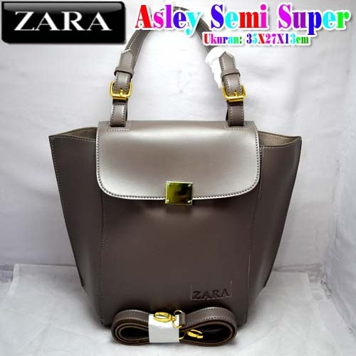 Tas Zara Asley Gray