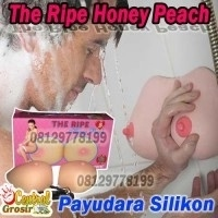 The Ripe Honey Peach (Payudara Silikon)