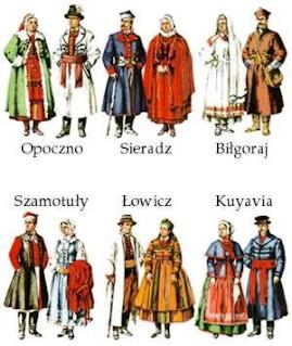 Зимовий одяг гуралей — кожухи. Своєрідний краківський костюм  жіноча  спідниця з тканини в квіточку acfdeb6821bc6