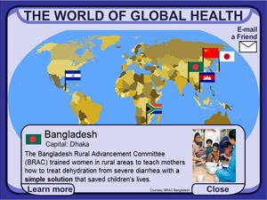 Global Health Everywhere games