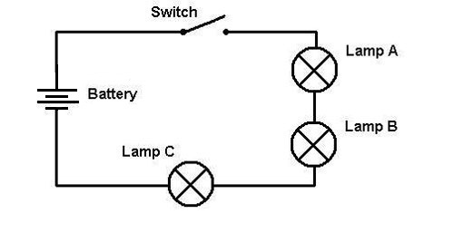 electricity chase s pro physics ii page rh sites google com Batteries and Bulbs Battery Operated Light Bulb