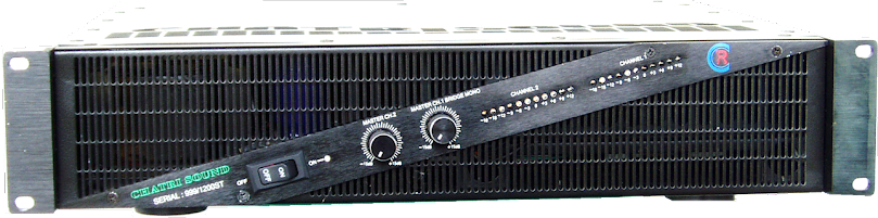Power Amp 2 200 3 4 220
