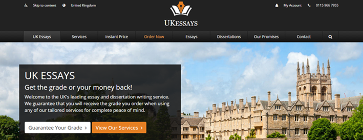 UKessays.com Review - Cheap Essay for Me | REVIEWS