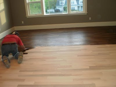 Staining Wood Floors Cheapinteriorservices