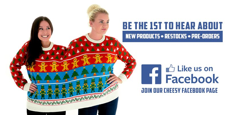 cheesy christmas jumpers facebook