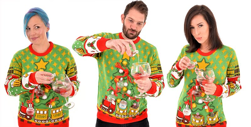 Cheesy Christmas Jumpers discount