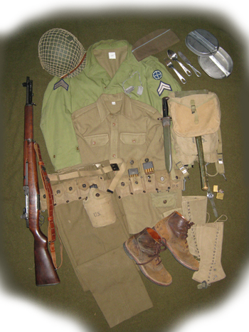 gear - CHG - 35th Infantry Division