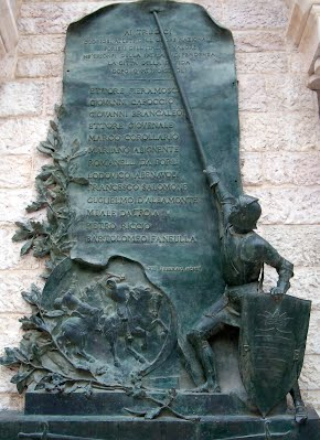 Monument to the Challenge of Barletta