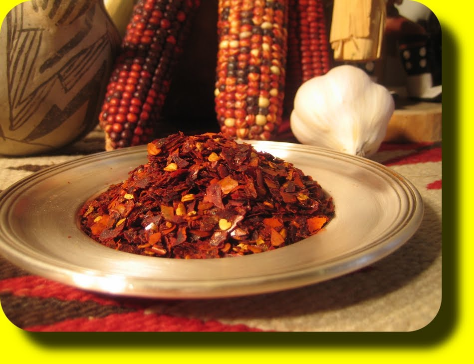 Chili Carribe From New Mexico