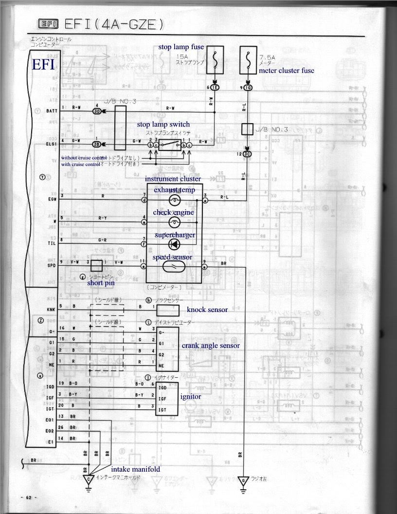 age wiring diagram age image wiring diagram 4age 20v silvertop wiring diagram wiring diagram and schematic on 4age wiring diagram