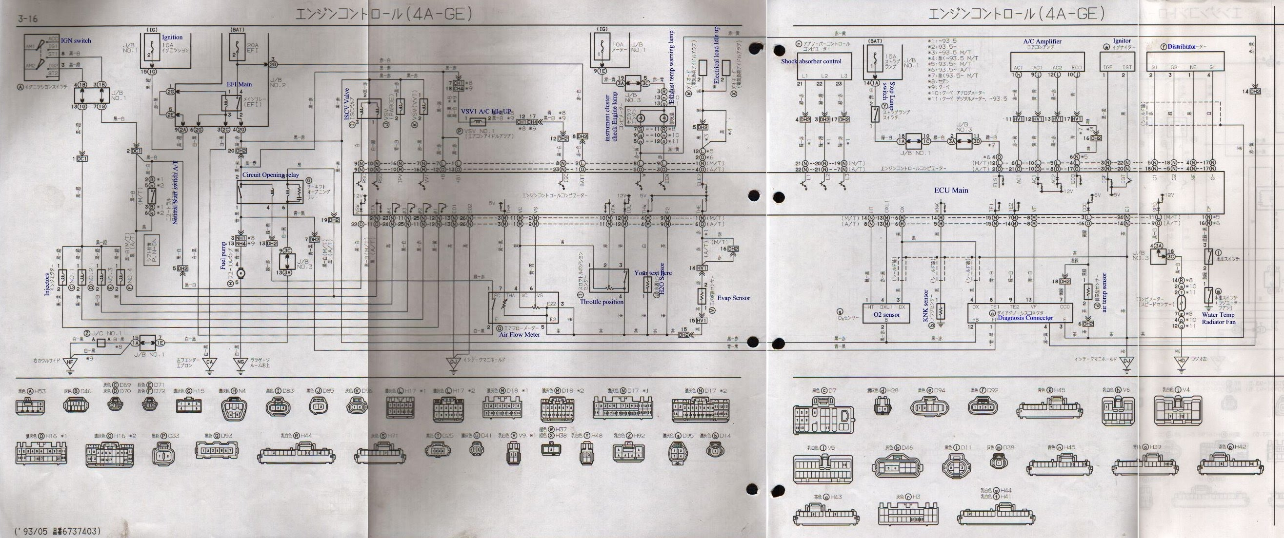 1uz wiring diagram wiring diagram and schematic design fourwheelforum let 39 s get this 1uz taa swap started