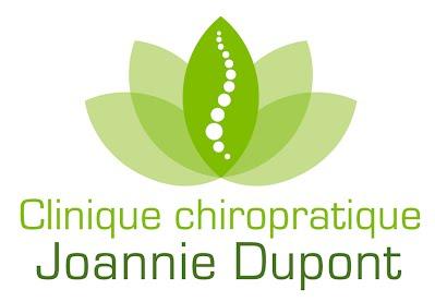 Logo Clinique chiropratique Joannie Dupont