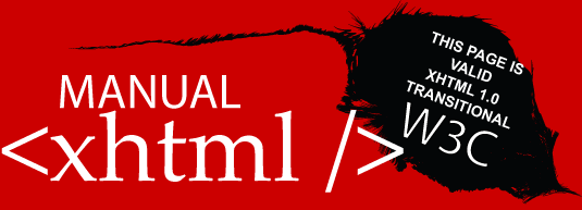 Manual XHTML