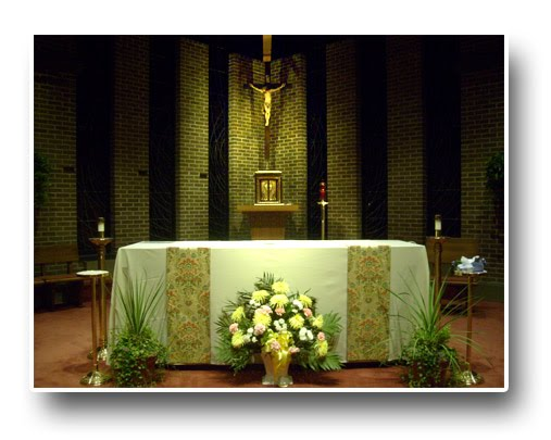 Mass and Confession Times - Church of The Annunciation