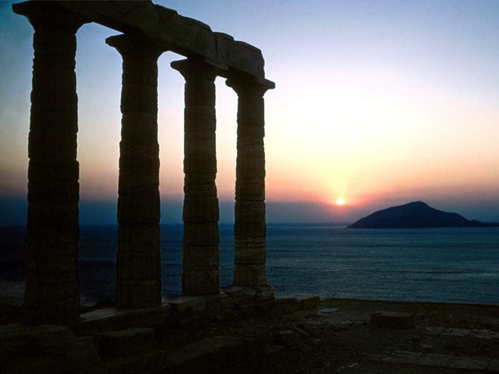 Architecture of ancient greece - Ancient greece wallpaper hd ...
