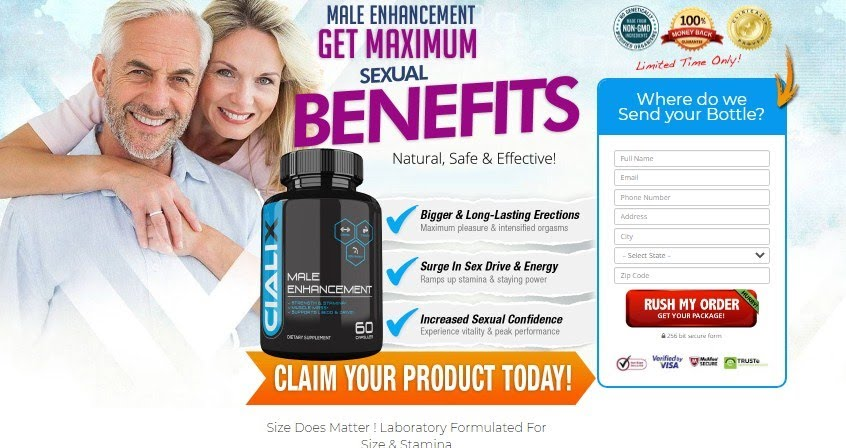 Cialix Pills, does Cialix really work| Side Effects, Buy