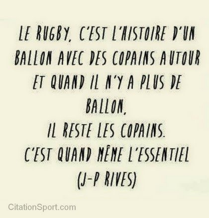 rugby - rives