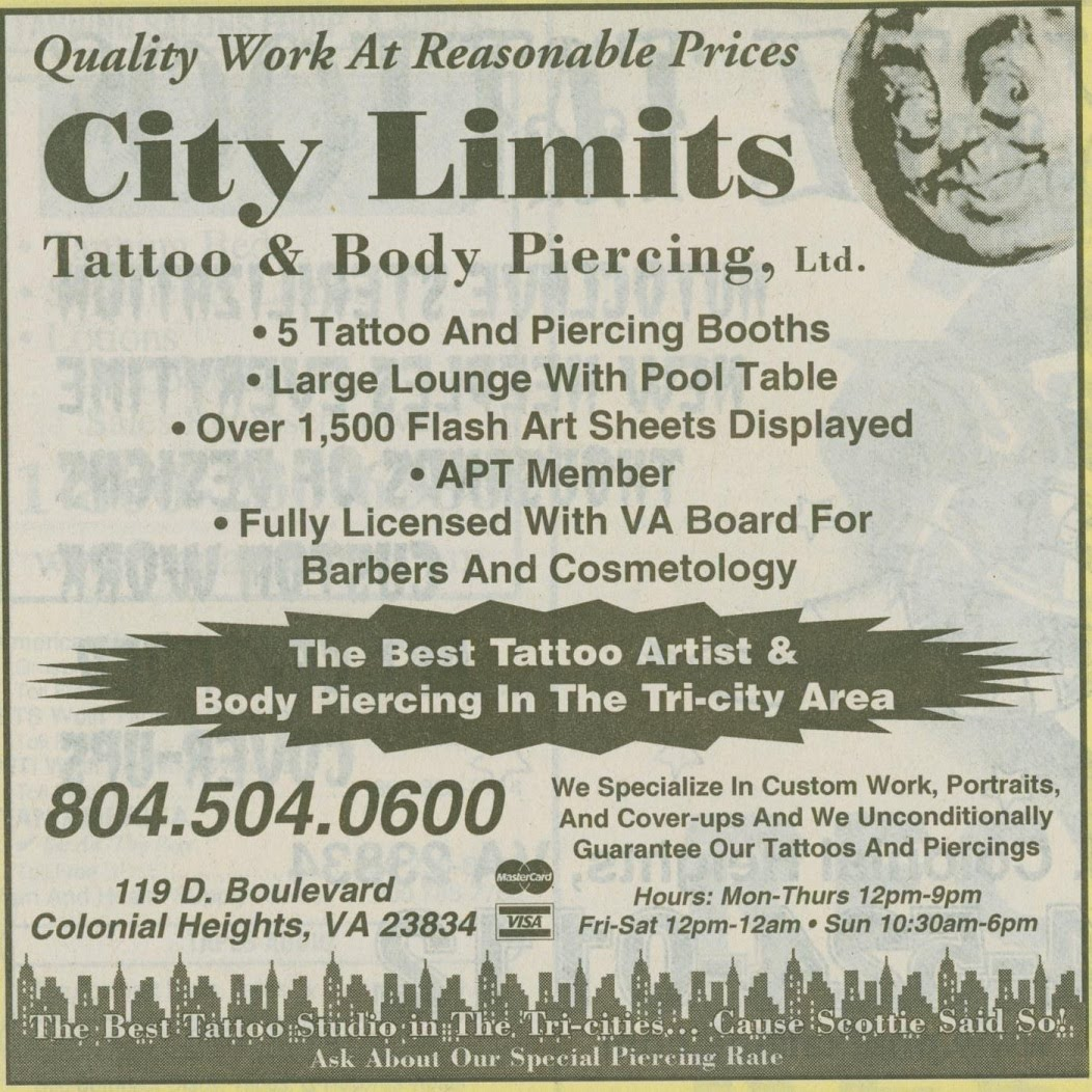 city limits tattoo and piercing
