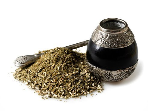 Yerba mate en el Quito colonial