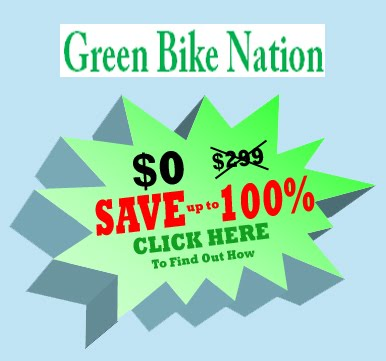 Green Bike Nation,Motorized Bicycle,Bicycle Engine Kit