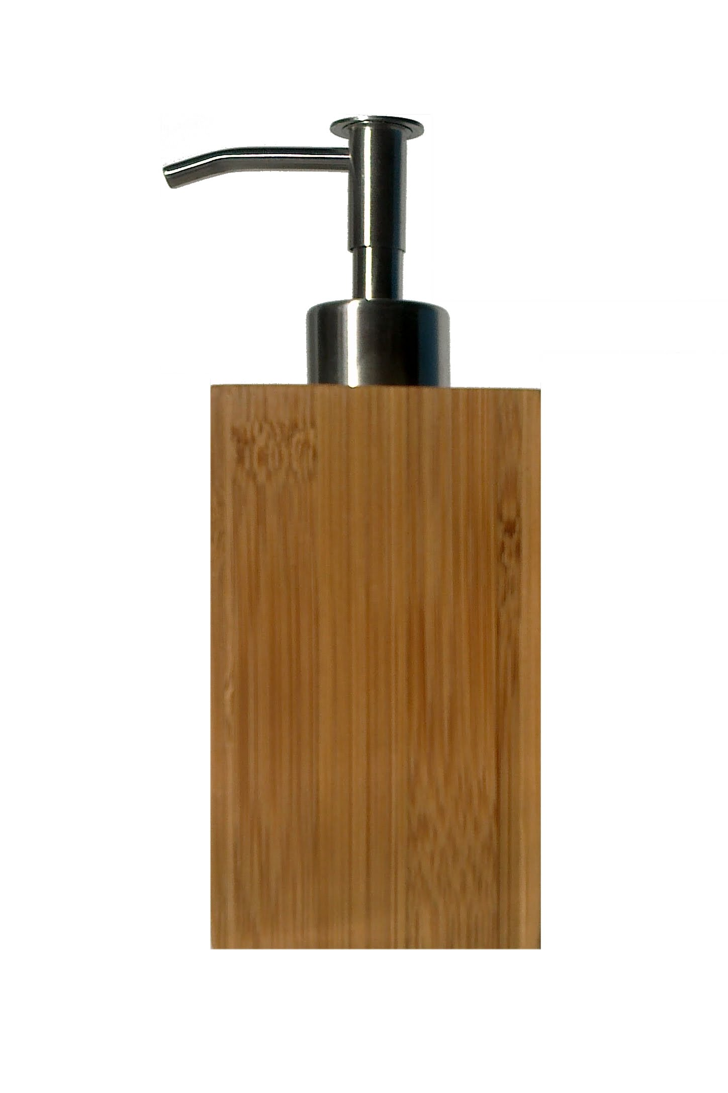 Unique Bamboo Soap Dispenser