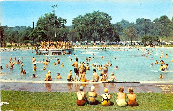 Brookside Park Swimming Pool Cleveland West High