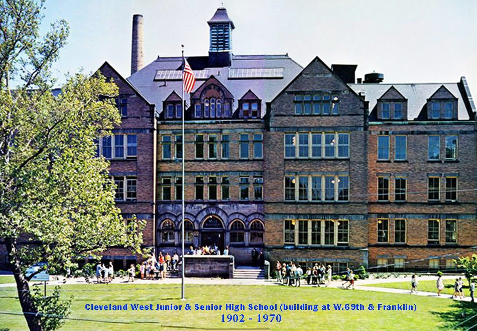 Cleveland West High