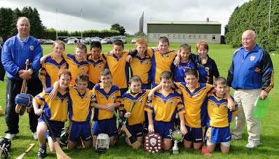 U12 Div 3 South Hurling Champions!