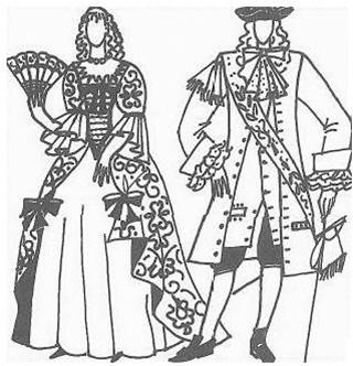 5 baroque and rococo clothing through the ages 1970 Era Costumes on the fashion of the seventeenth century the netherlands had a major impact in which the social stratum was a strong middle class