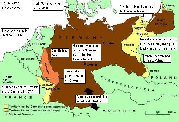 united states not ratify the treaty of versailles Failure to ratify the treaty doomed the league of nations to failure since the united states was not a treaty of versailles did not fail.