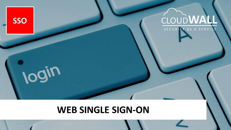 CloudWALL SSO | Single Sign-On