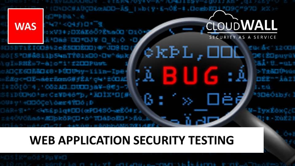 CloudWALL WAS | Web Application Security