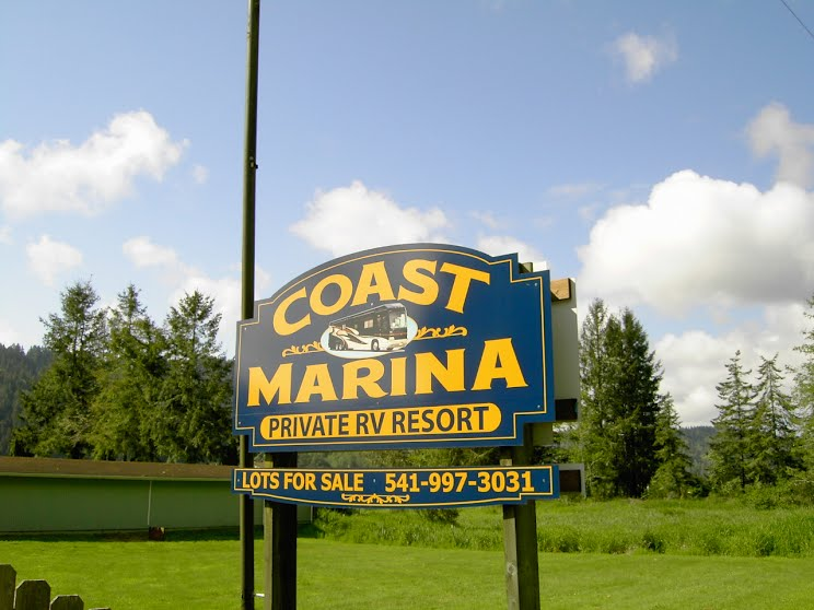 Coast Marina RV