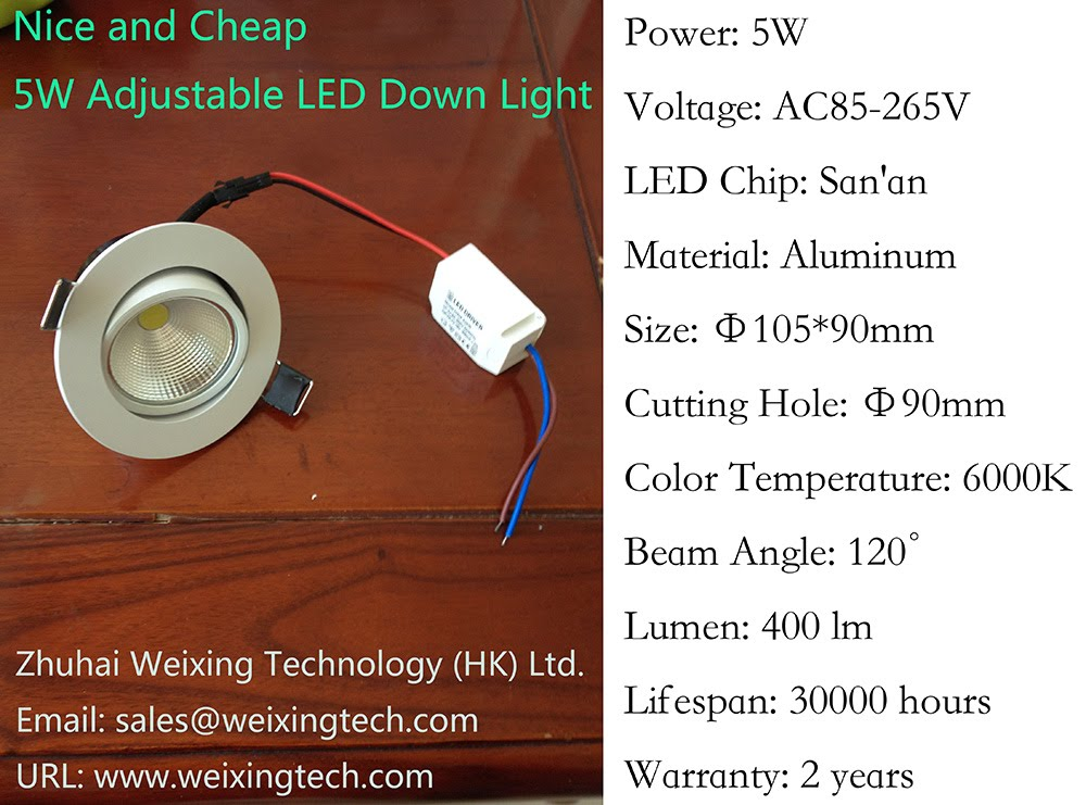 weixingtech china led lighting product supplier with years