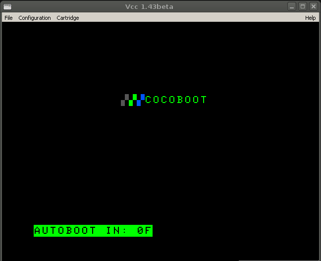 CoCoBoot's New Splash Screen