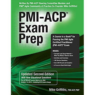 download pmi acp exam prep updated second edition a course in a
