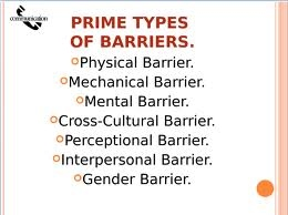 Barriers of oral communication in workplace Custom paper
