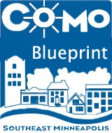 Como Blueprint logo