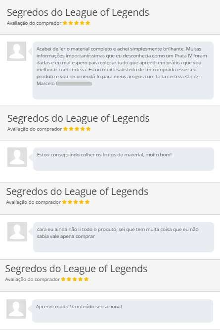E-book Segredos do League of Legends - Temporada 8 segredos revelados - PDF, Baixar eBook