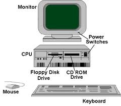 floppy disk input or output